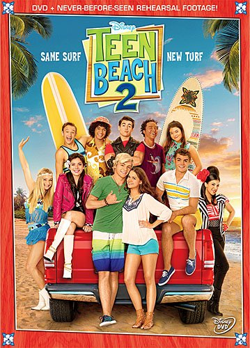 Teen Beach 2 Movie on DVD #TeenBeach2Event