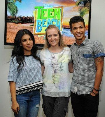 Teen Beach 2 Movie on DVD with Bonus Features #TeenBeach2Event