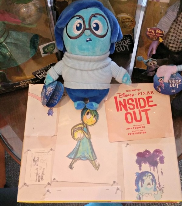 The Art of Inside Out book #InsideOutEvent