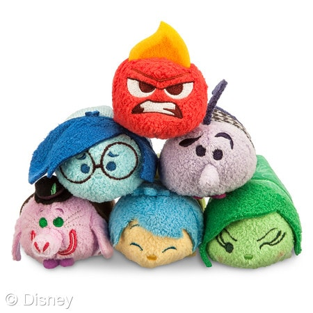 Inside Out Toys Tsum Tsum #InsideOutEvent