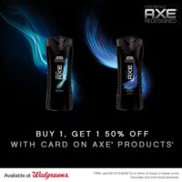 AXE Shower Gel for the Best Smelling Man #AXEManUp