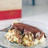 Banana Pudding Eclair Cake - No Bake Easy Dessert