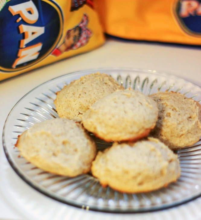 Cinnamon Cornmeal Cookies Recipe #PANFan | Sweep Tight
