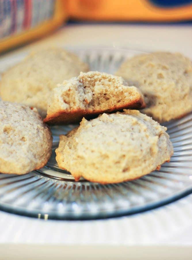 ... you ever had cornmeal cookies? Do you have a favorite cornmeal recipe