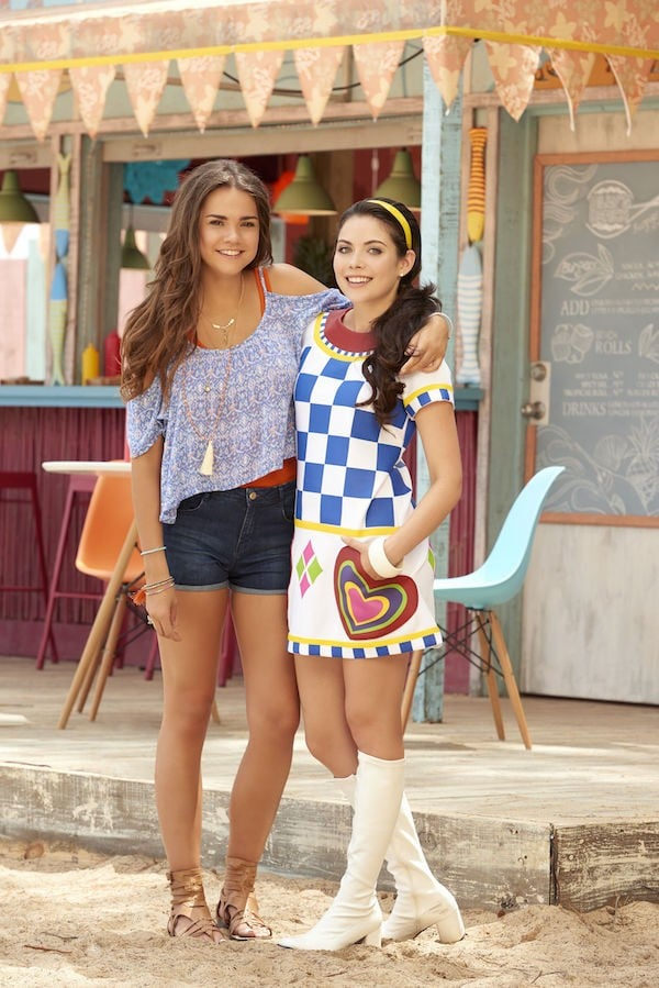 Necked pictures of teen beach movie — img 4