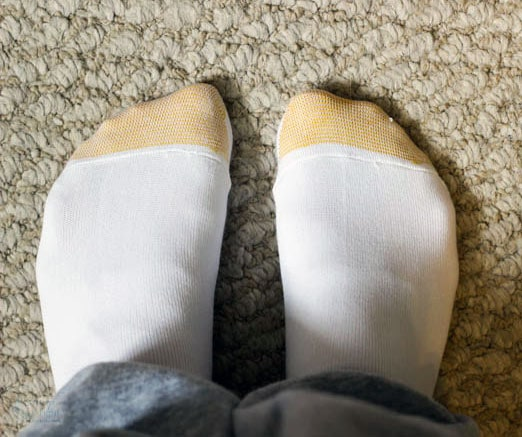 5 Reasons I love Gold Toe Socks #OhSoSoft