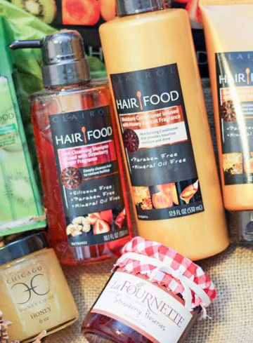 Nourish your Strands with Hair Food