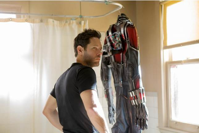 Marvel's Ant-Man - New TV Trailer Released