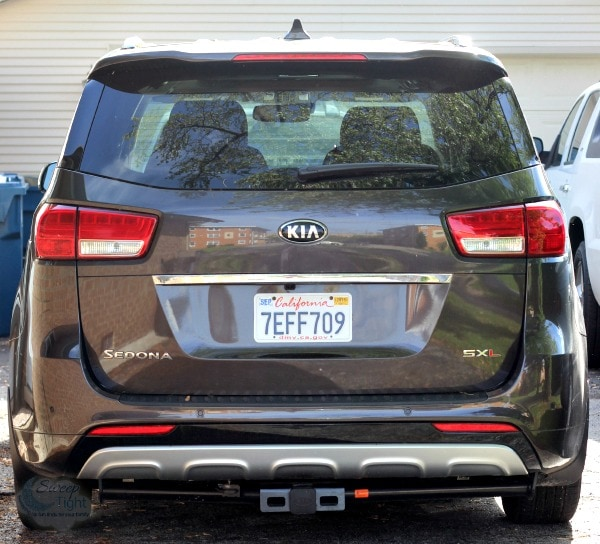 2015 Kia Sedona - Spacious Family Vehicle