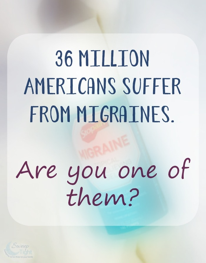 Migraine Relief and My Main Triggers – Stopain