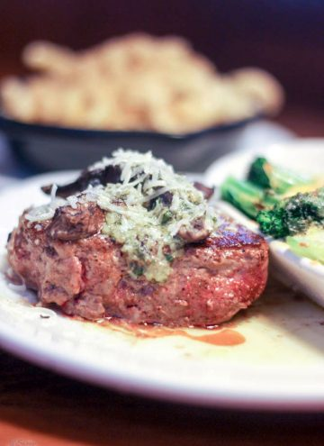 New Menu Items at Outback Steakhouse