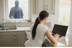 How Burglars Choose Homes - Could Packages Make you a Target?