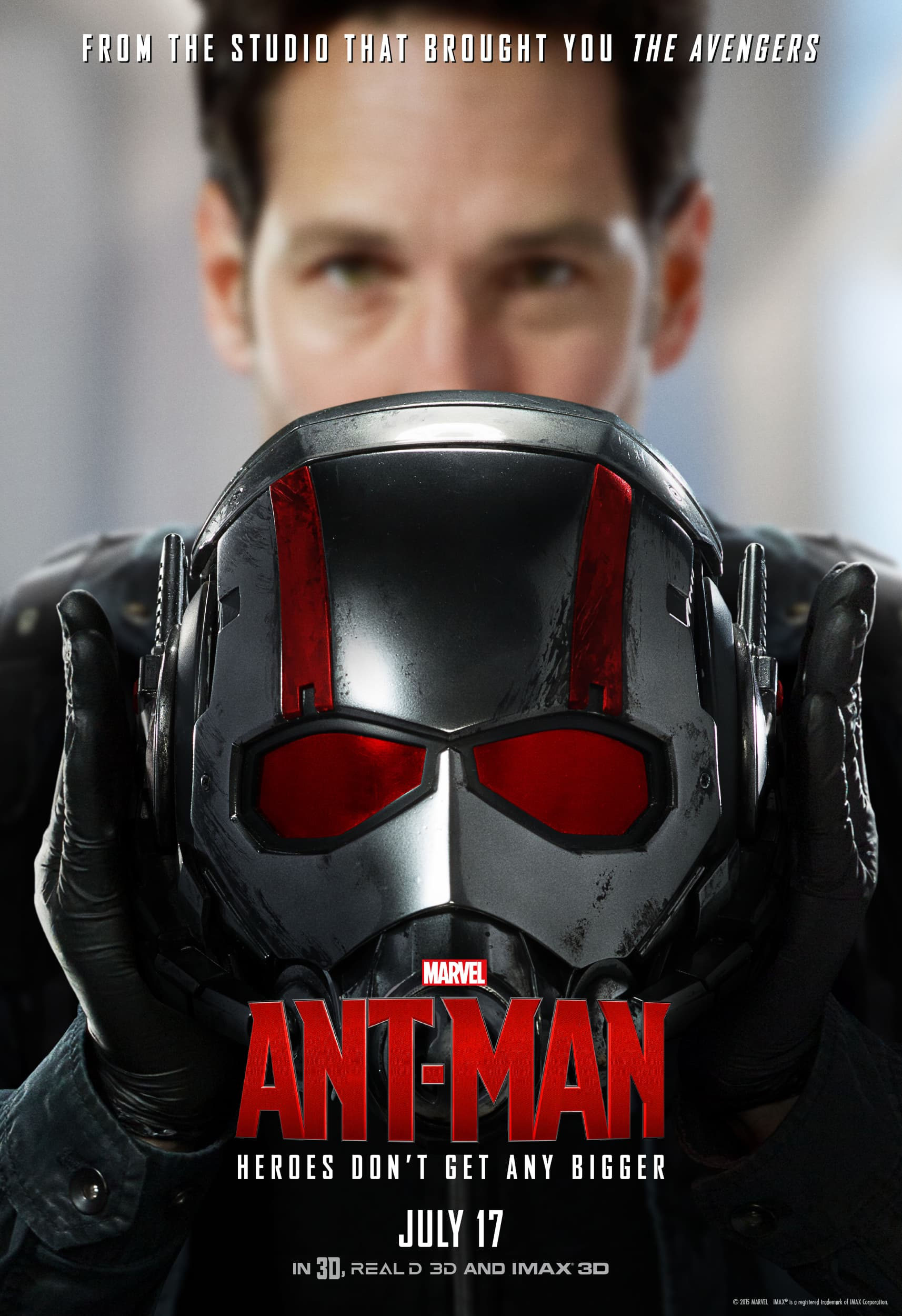 Marvel's Ant-Man is Almost Upon Us – Celebrate with Little Ant-Man