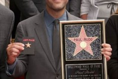 Ant-Man is on Hollywood's Walk of Fame