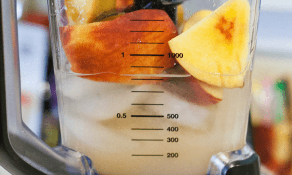 Peach Cobbler Margarita Recipe