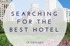 Searching for the Best Hotels in Chicago