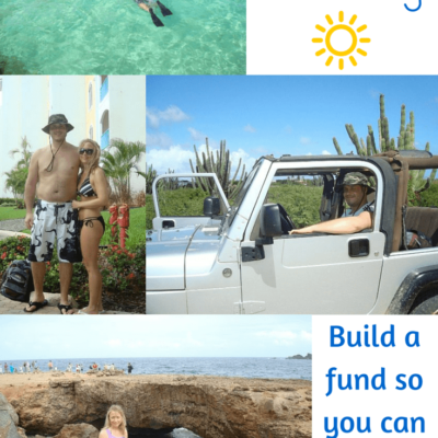 Vacation Fund – How to Add Extra Spending Money