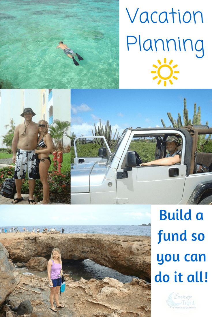 Vacation Fund - How to Add Extra Spending Money