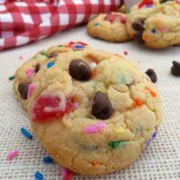 Banana Split Cookies Cookie Recipe
