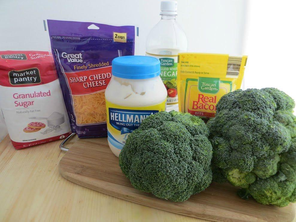 Ruby tuesday recipes broccoli salad