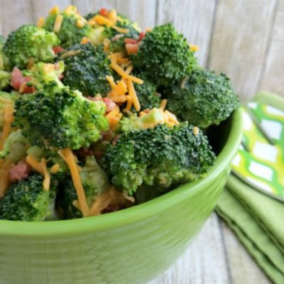 Broccoli Salad Recipe – Ruby Tuesday's Copycat