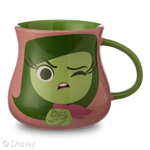Disgust mug from #InsideOut she knows what office work is all about