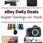 eBay Daily Deals – 5 Tech Gadgets on my Wishlist