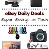 eBay Daily Deals - 5 Tech Gadgets on my Wishlist