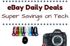 eBay Daily Deals – 5 Tech Gadgets on my Wishlist