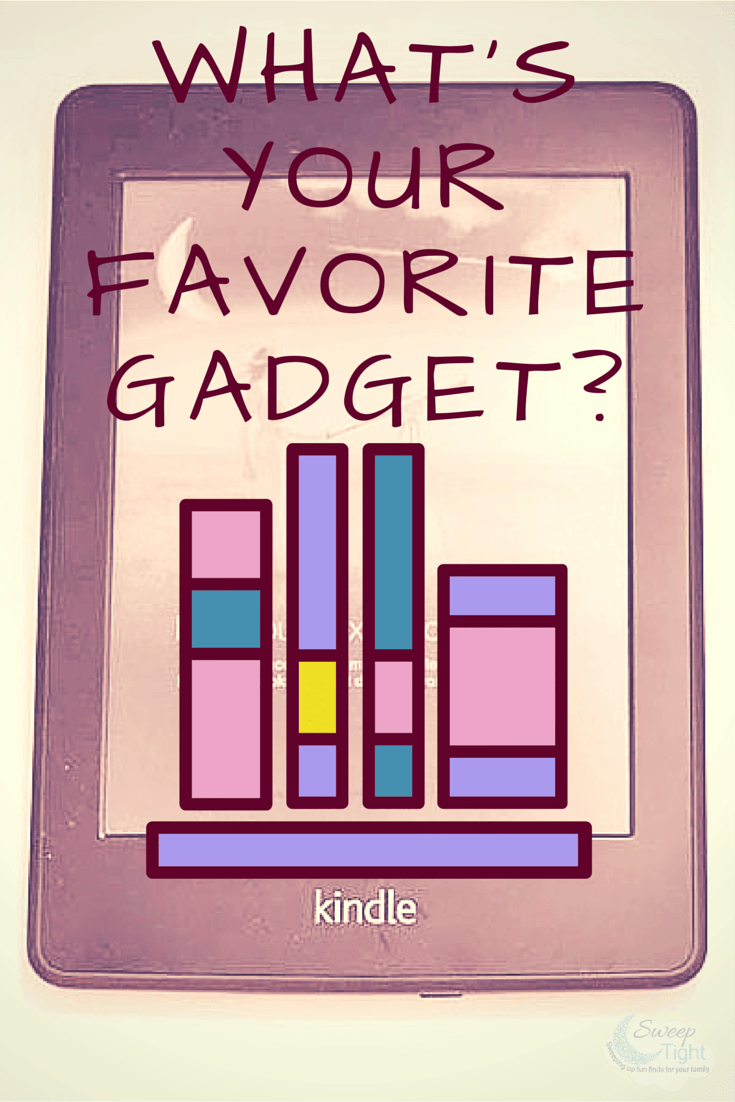 Favorite Tech Gadget and XFINITY Gigabit Pro