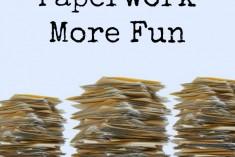 10 Ways to Make Doing Office Work More Fun