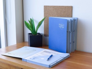 Make office work easier and more fun by staying organized
