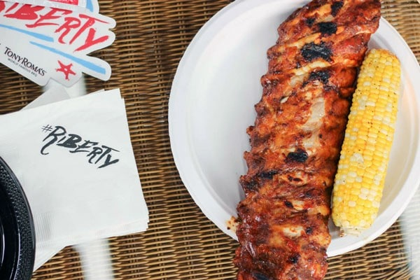 BBQ Ribs the Easy Way with Tony Roma #Riberty