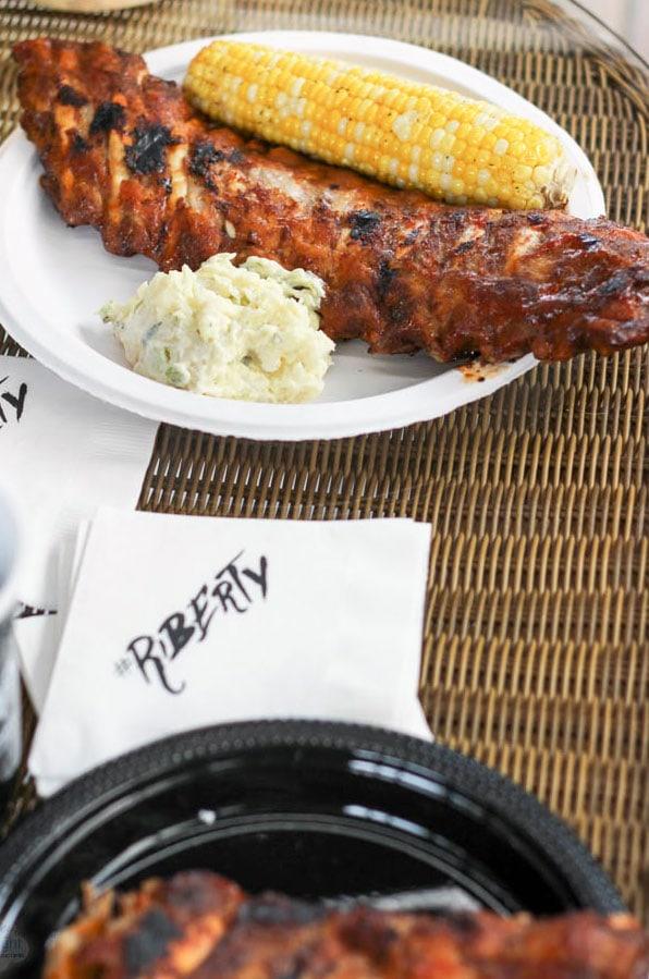 BBQ Ribs the Easy Way with Tony Roma #Riberty