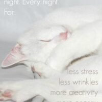 Sleeping through the night has infinite benefits for your mind, body, and soul #IC #ad