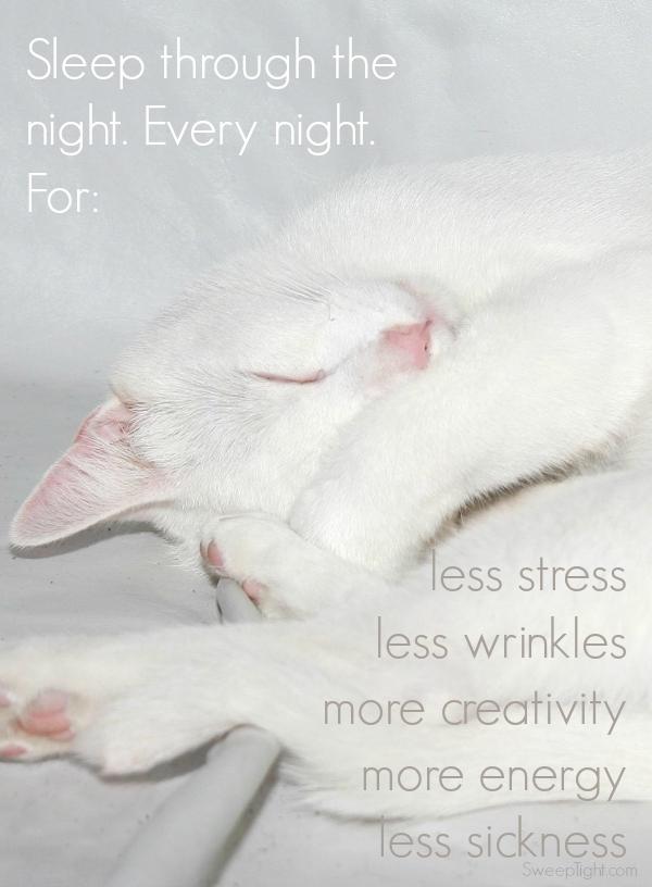 Benefits of Sleeping Through the Night