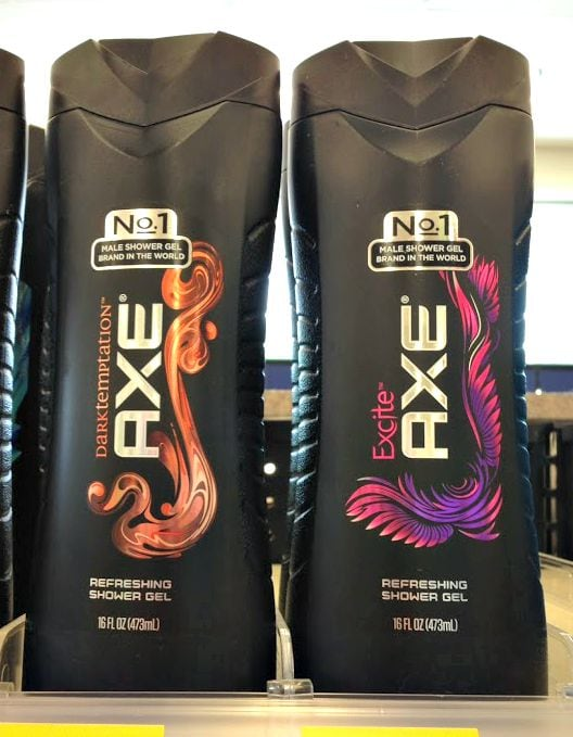 Back to School Deals on AXE for your Teen #AXEGoBold