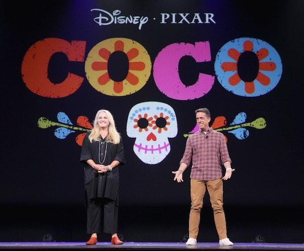 Coco - Disney celebrates Day of the Dead #Coco #D23Expo