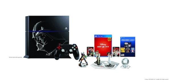 Darth Vader Playstation #StarWars #ForceAwakens #D23Expo
