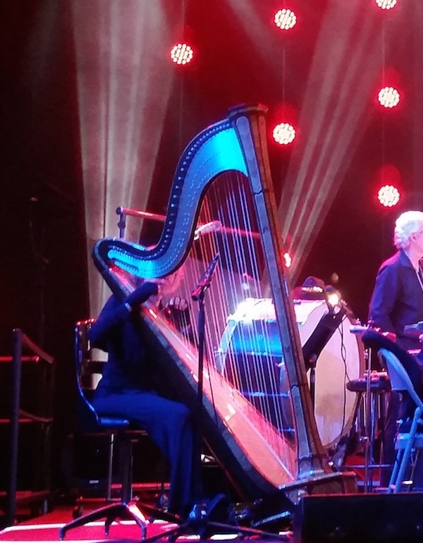 Disney Harp from Silly Symphonies #DMEd23Expo #D23Expo