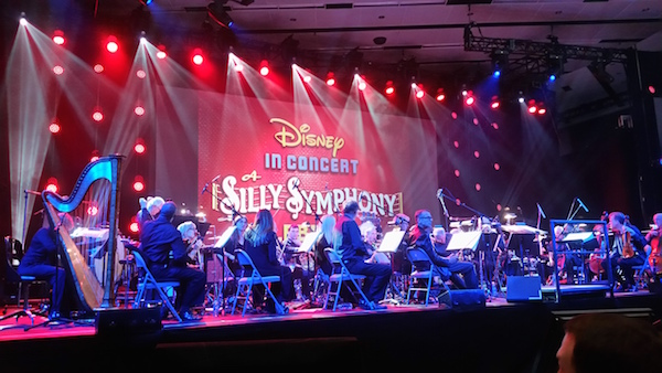 Disney in concert The Silly Symphony #DMEd23Expo #D23Expo