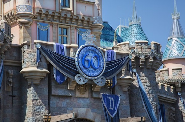 Disneyland Celebrates 60 Years with Diamonds #Disneyland60