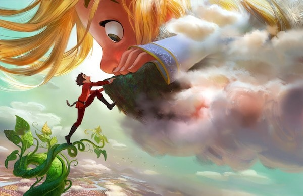 First look at Gigantic - animated Disney movies #Gigantic #D23Expo