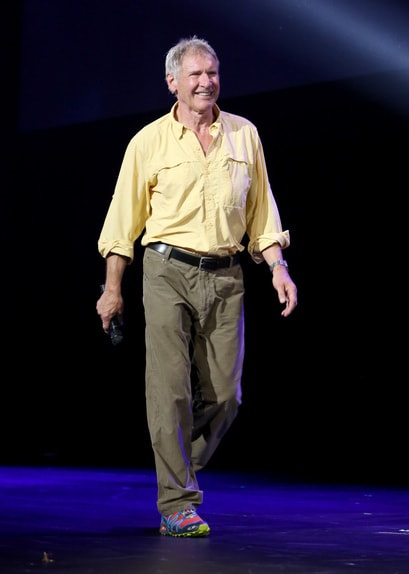 Harrison Ford #D23Expo