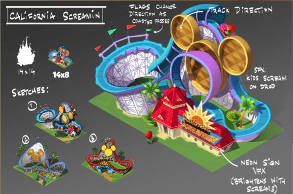 Disney Magic Kingdom new game #D23Expo