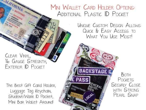 SewLakeTahoe phone, business, and wallet accessories