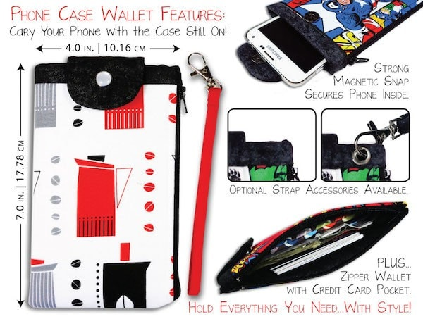 phone wallet features