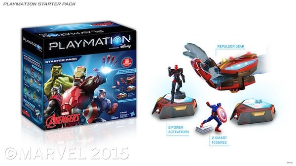 Disney Playmation starter pack. Available for preorder now and on shelves this October. #D23Expo #Playmation