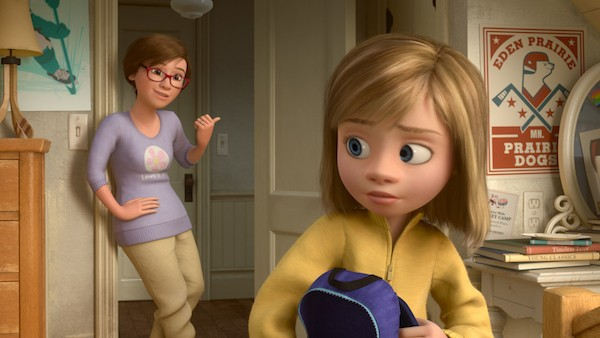 Riley's First Date? Short film from animated Disney Movies