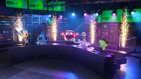 Inside Out - Animated Disney Movies - Short film, Riley's First Date?